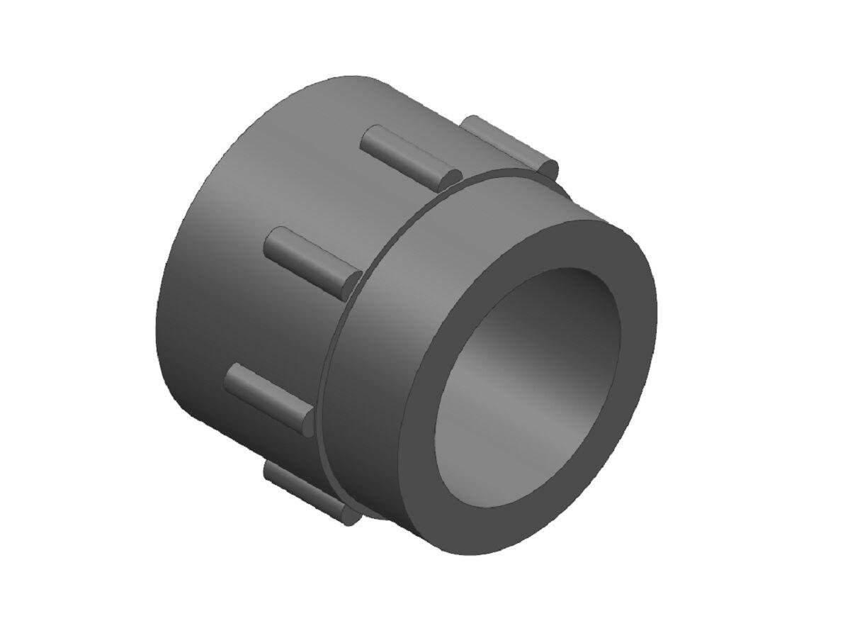 Schedule 80 PVC-U Cap
