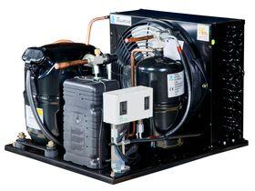 Tecumseh AJ2 HTA Condensing Unit 5/8HP R134 MHBP CAJT4476YHR-FZ-1 with Pressure Control