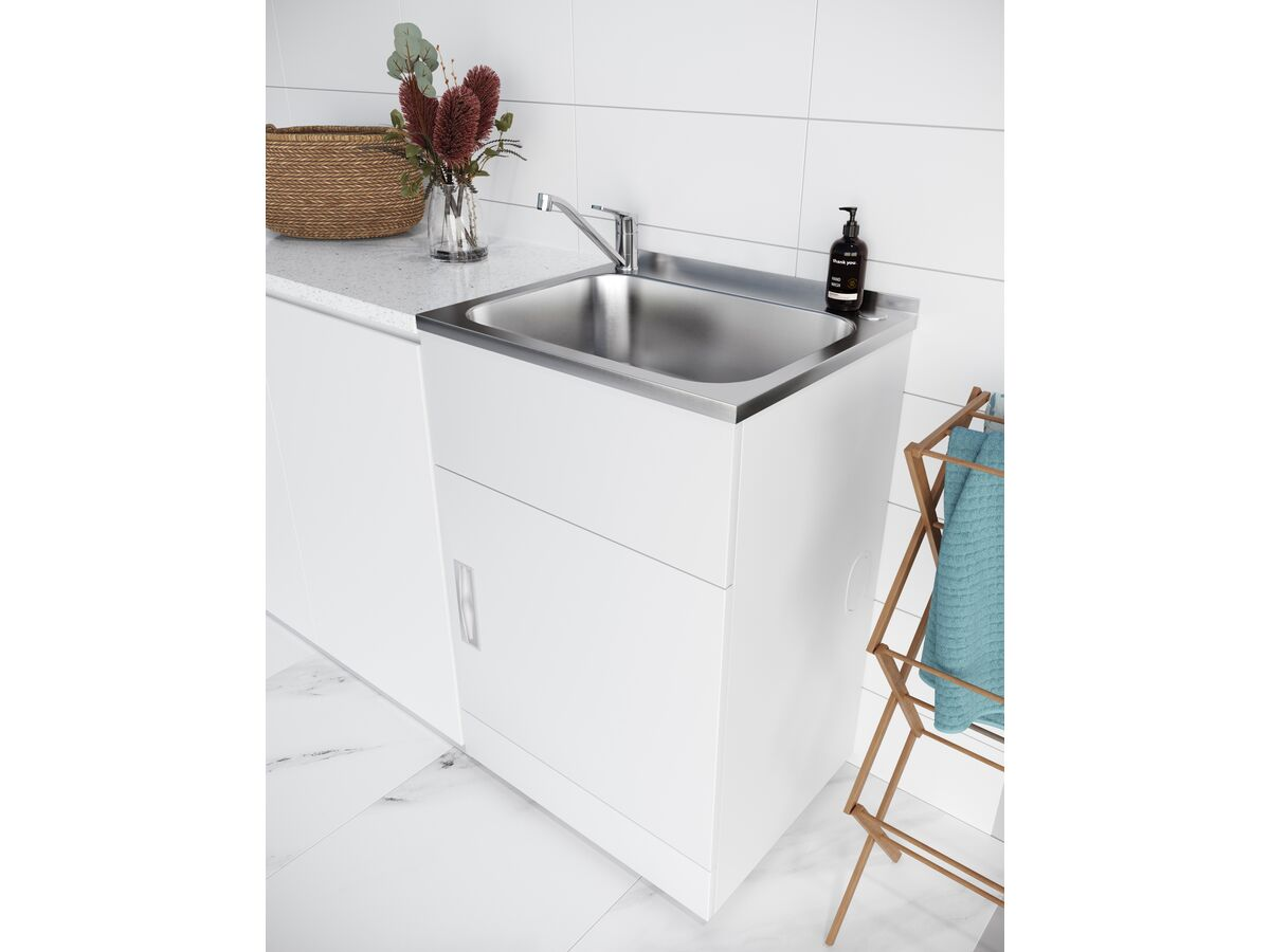 Posh Domaine Trough & Cabinet 45 Litre With Bypass 2TH