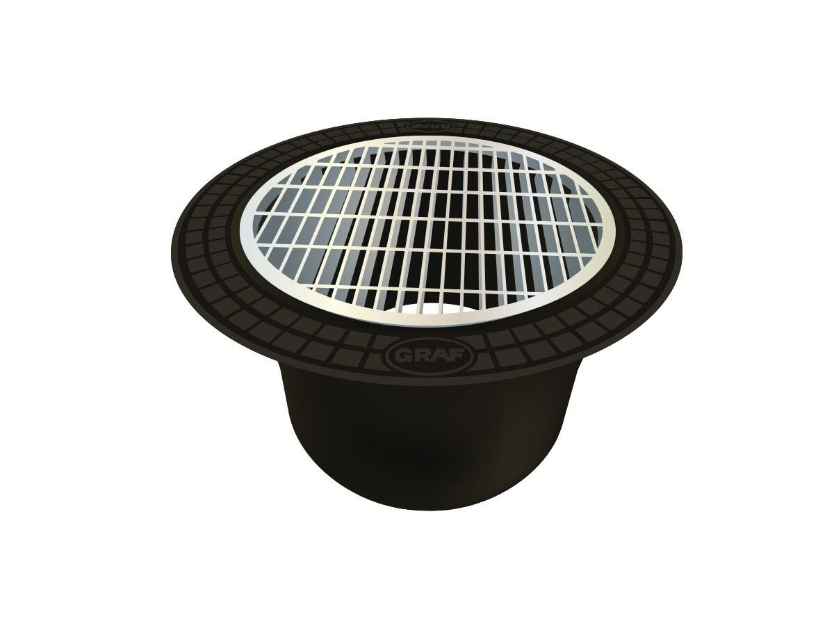 Graf Grated Lid Class B For Car Package