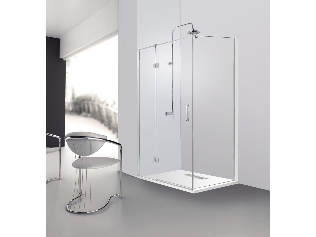 Posh Domaine MKII Base & Screen Shower System