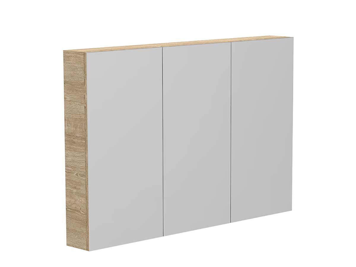 ADP Medina Shave Cabinet 3 Door 1200 x 800mm