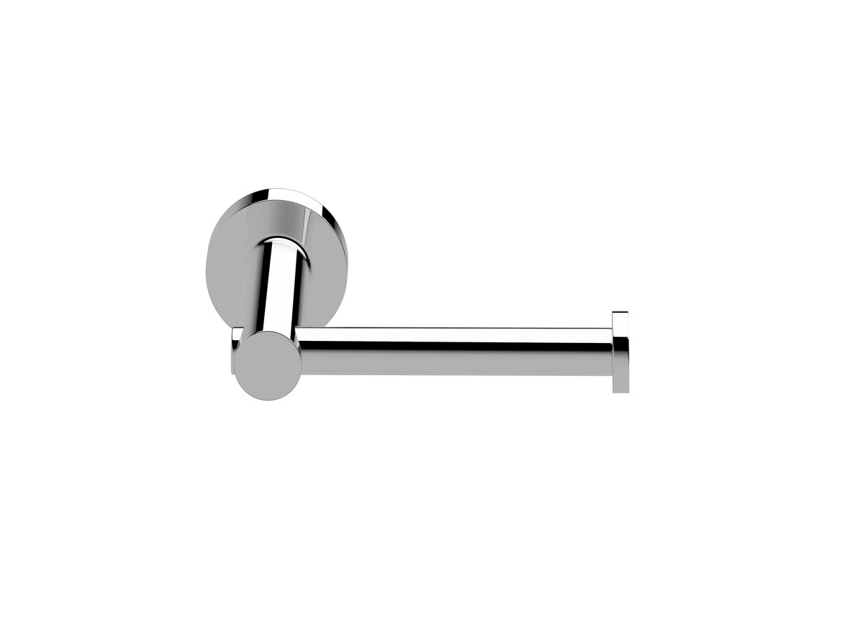 Scala Straight Toilet Roll Holder Chrome