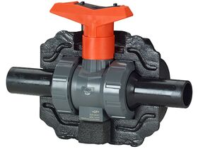 COOLFIT 4.0 BALL VALVE MANUAL ABS