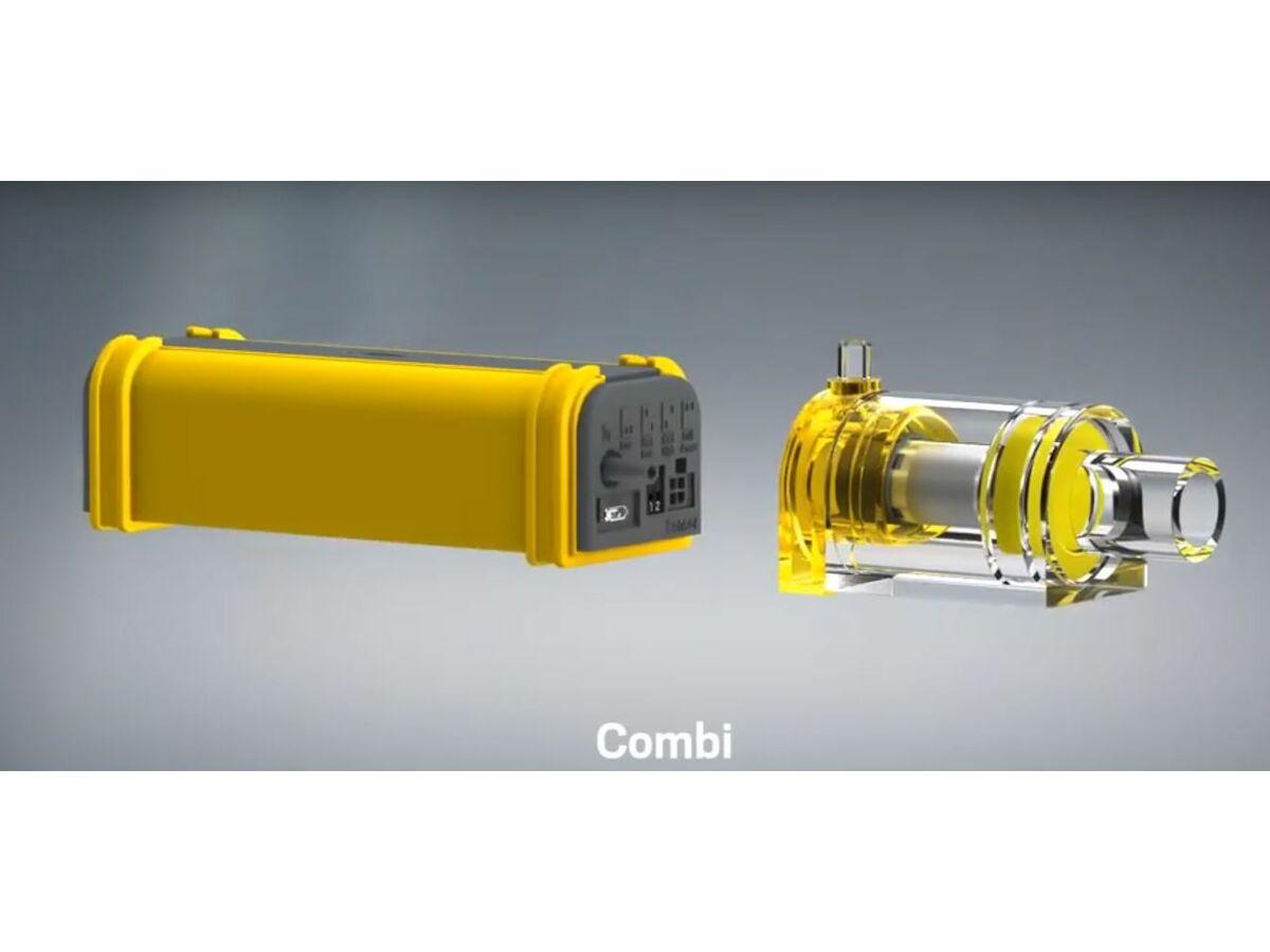 Refco Combi Pump