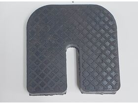 Aspen Waffle Pad Precut 50x50x10