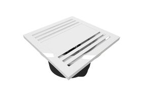 Kado Lux Exhaust Fan White