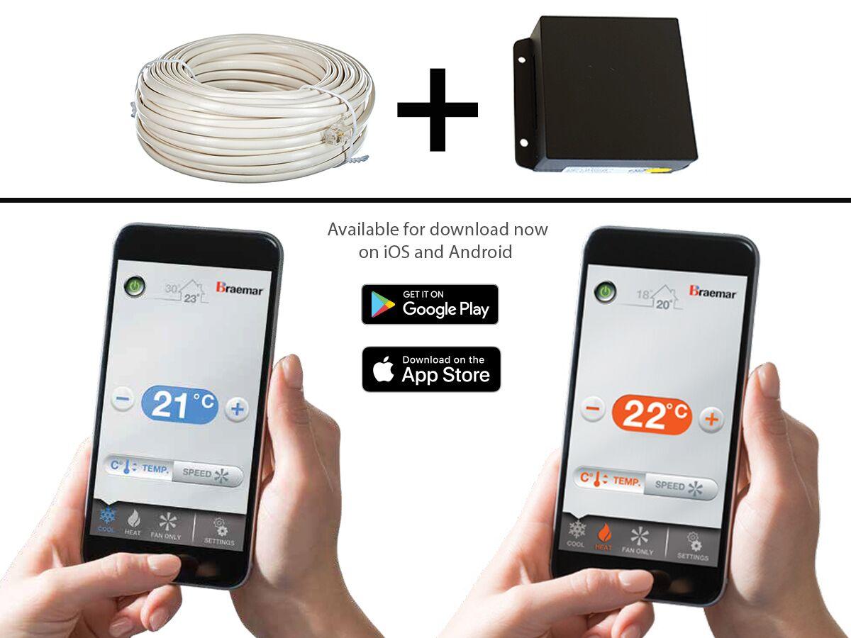 Braemar Magiqtouch Wi-Fi Kit