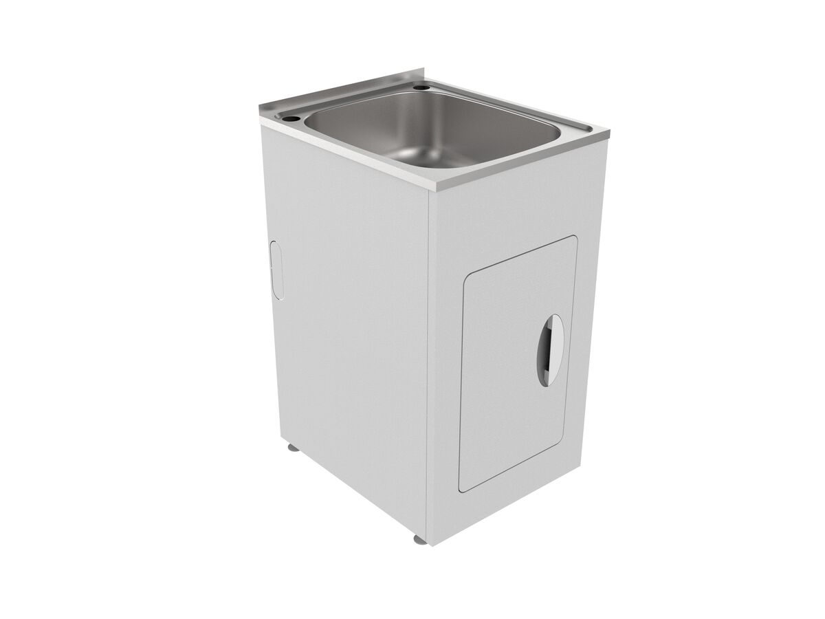 POSH SOLUS 45 litre Trough & Cabinet Compact with Bypass