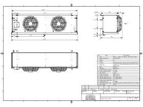 Cabero Pro Low Temperature CH4C2-35E-1 with EVD Ice