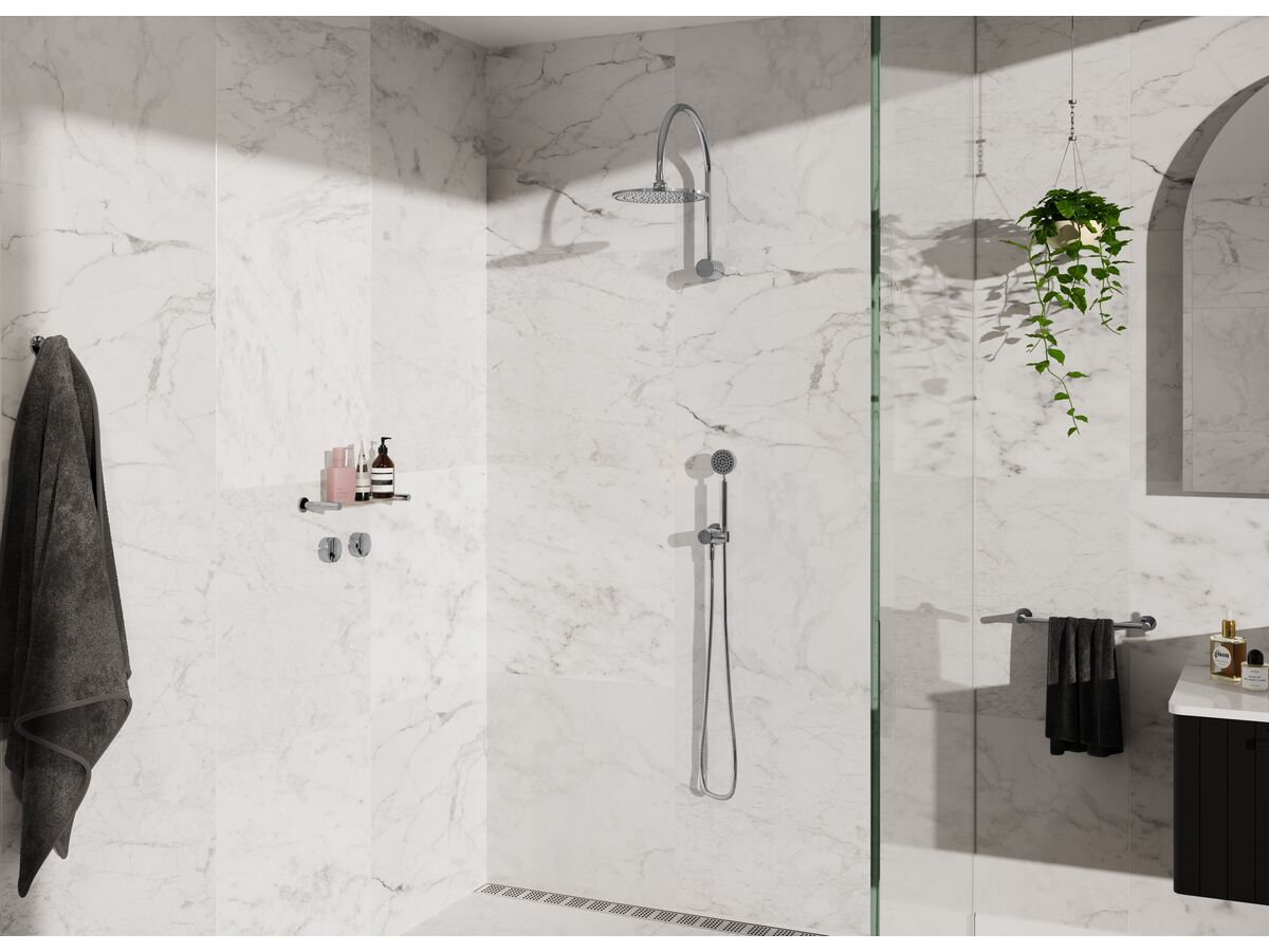 Milli Pure Showers, Mixers and Accessories