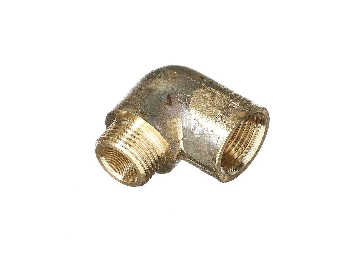Elbow Male & Female Brass 10mm