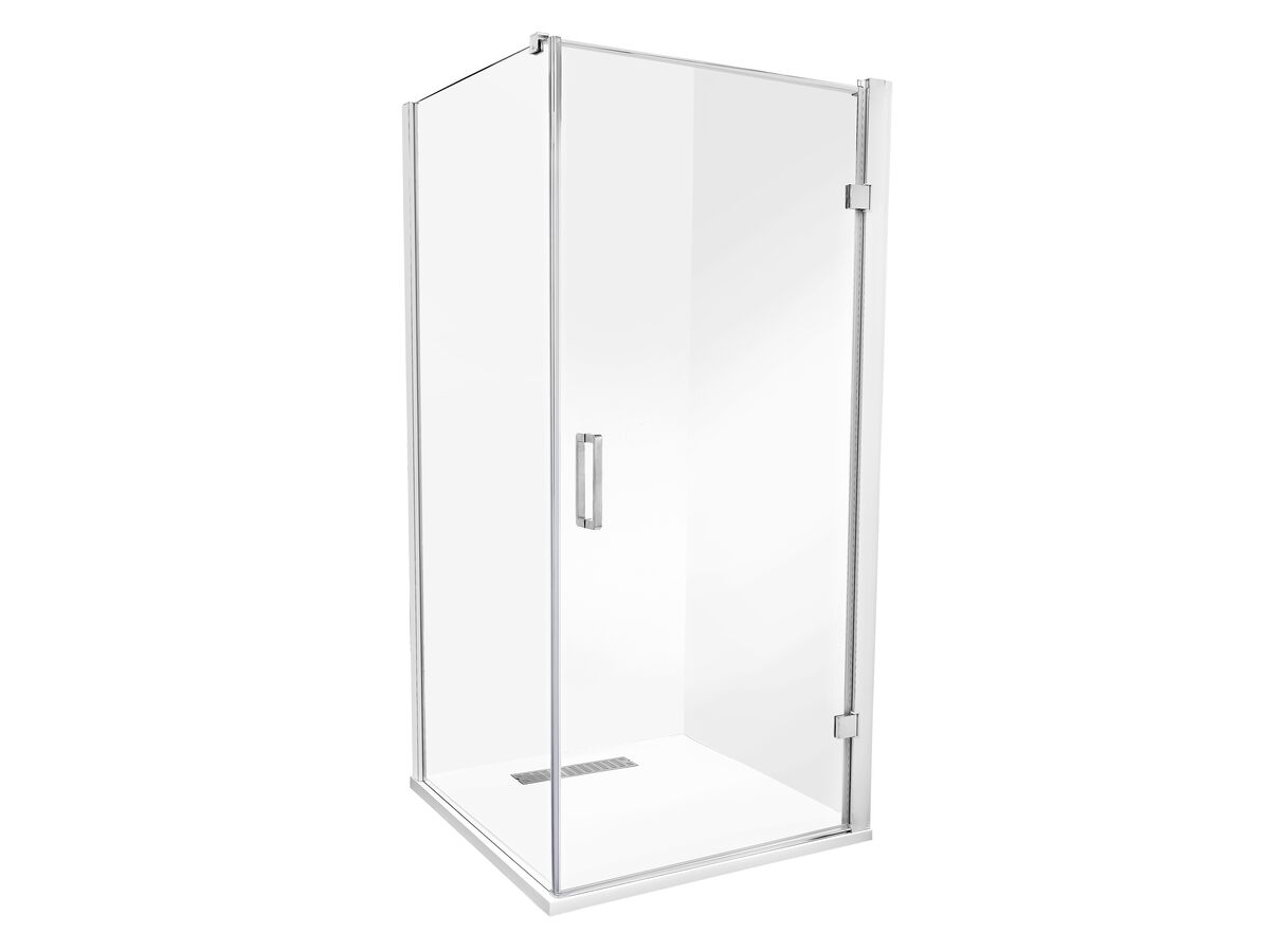 Posh Domaine MKII Shower Screen