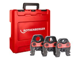 Rothenberger Compact B-Press Stainless Steel Jaw 15-28mm