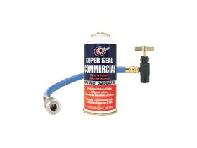 Super Seal Commer System Sealant 948Kit, 5+ Tons 17+kW