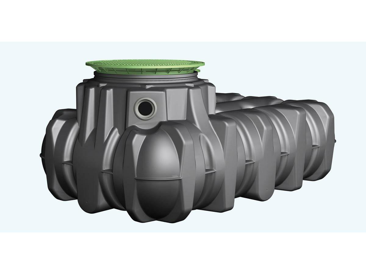 Graf Platin Tank (STD) Package 3000ltr