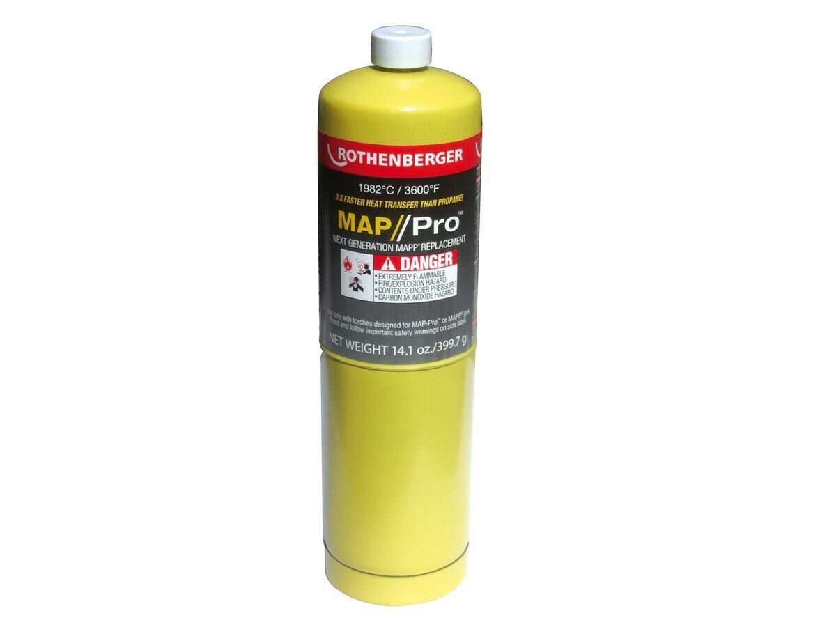 Rothenberger MAP/PRO Gas Cylinder 400g