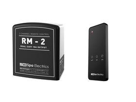 Spa Electrics 2 Channel Remote Control & Receiver
