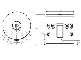 Thermann Electric 25L Storage Drawings