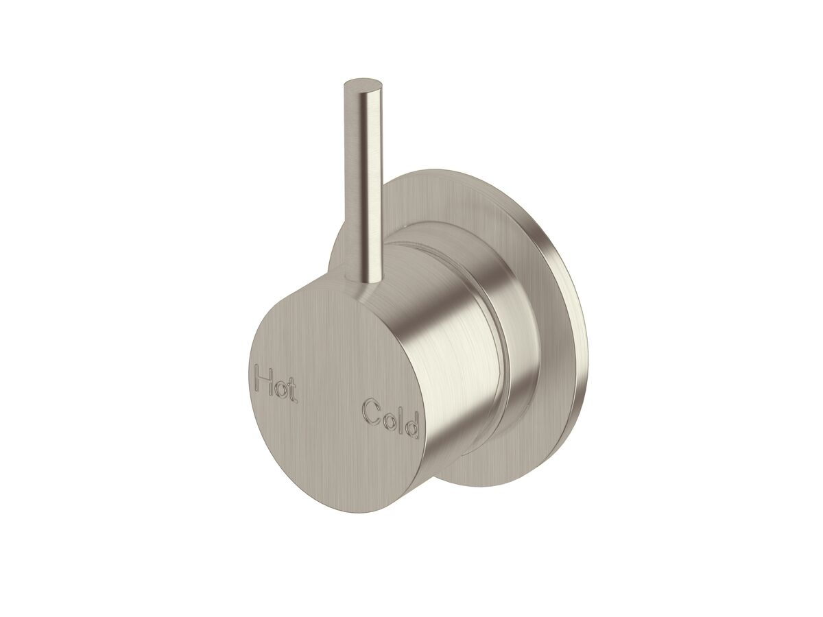 Scala Shower / Bath Mixer LUX PVD Brushed Oyster Nickel