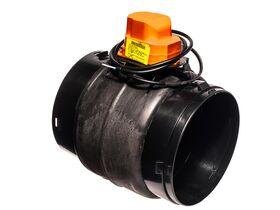 ZoneBoss Plastic Motor Damper 3NM 24V 200mm