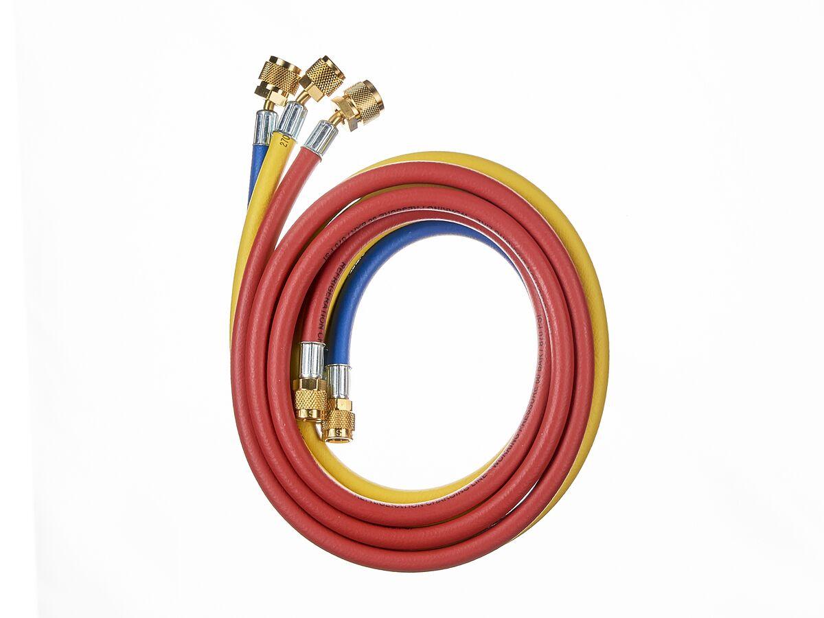 Refco R410A Charging Hose Set CCL60-1/2 20UNF