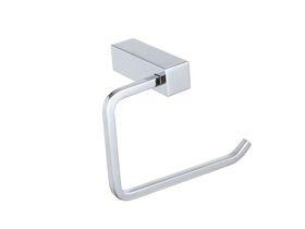 Mizu Bloc MK2 Toilet Roll Holder Chrome