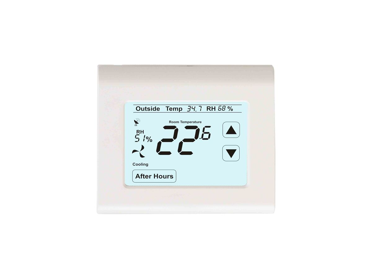 Smart Temp Sensor for Viking with LCD