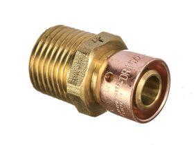 """Auspex P x Male Adaptor 16mm x 1/2"""""""""""