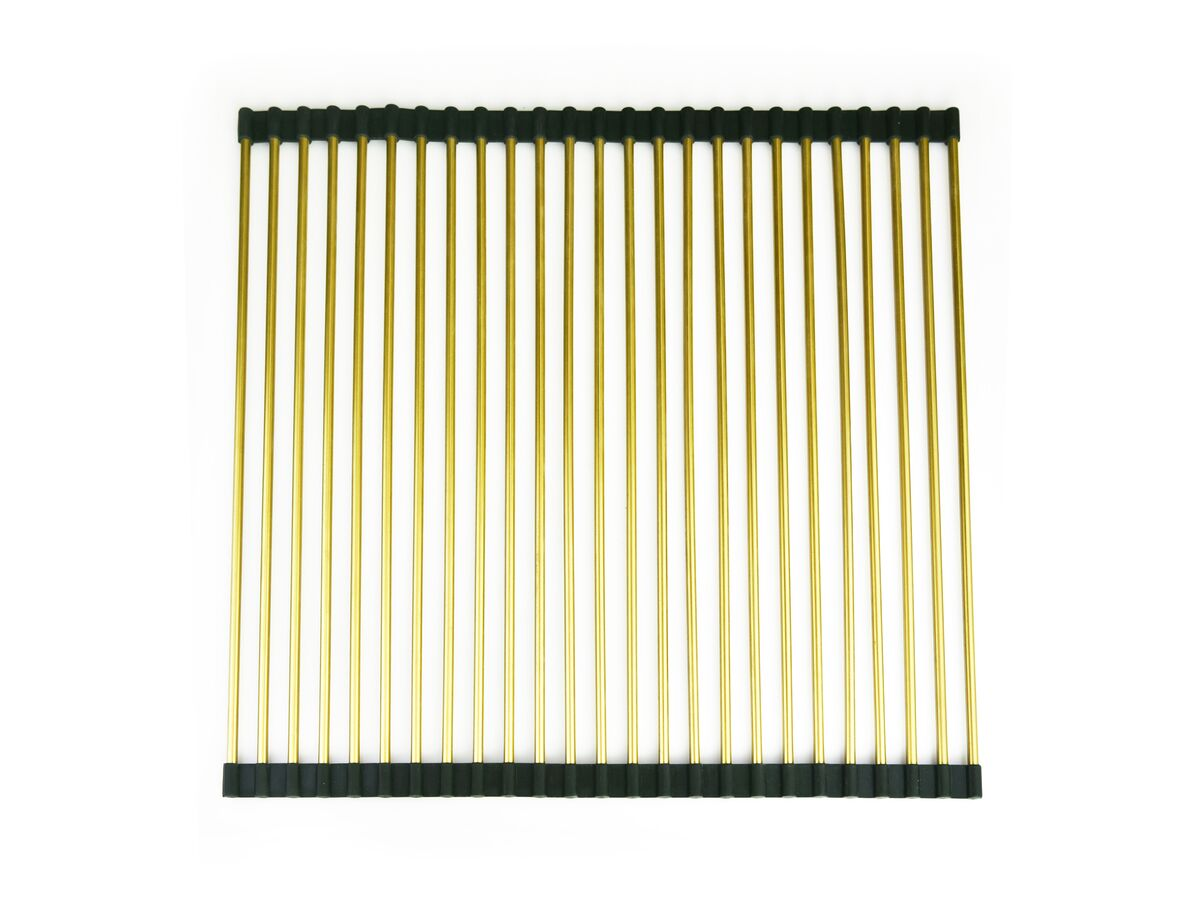 Memo Roller Mat 420mm x 445mm Brushed Gold