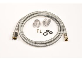 Posh Solus Pull Out Hose Only Grey