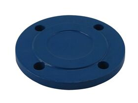 Ductile Iron Blank Flange PN16