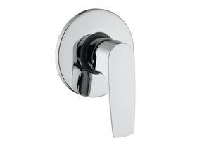 POSH Solus MK2 Shower / Bath Mixer Chrome