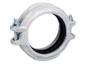Victaulic Roll Groove Coupling Galvanised