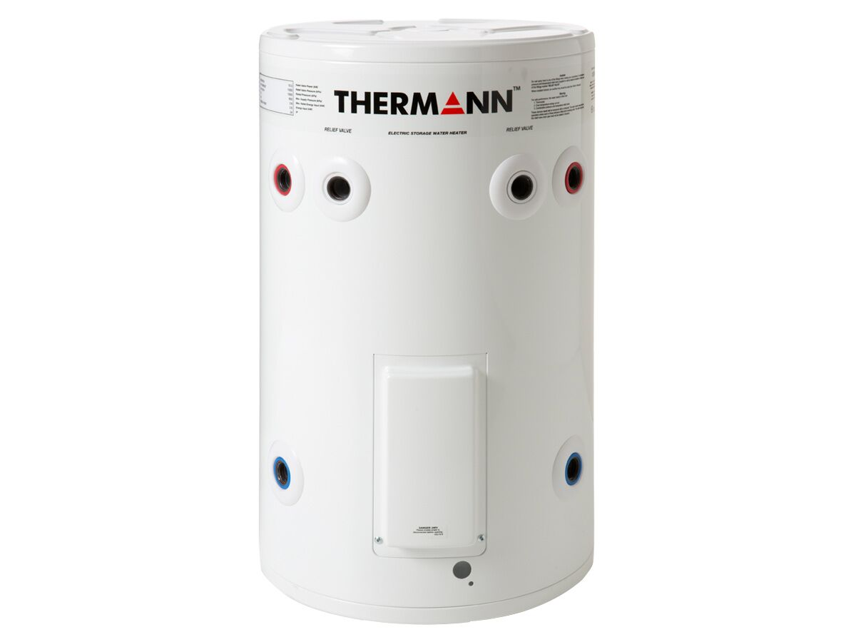 Thermann Electric Hot Water Unit Single Element 50ltr 3.6kw