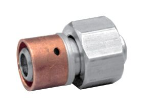 Auspex Stainless Steel Nut & Tail