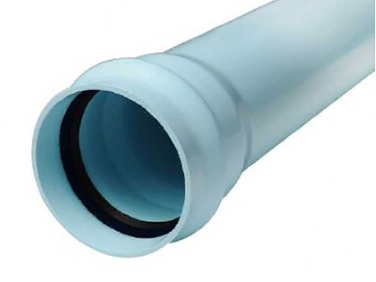 MPVC Series 2 Blue Pipe Rubber Ring Joint