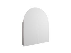 Kado Neue Arch Mirror Shaving Cabinet 900 x 1050mm