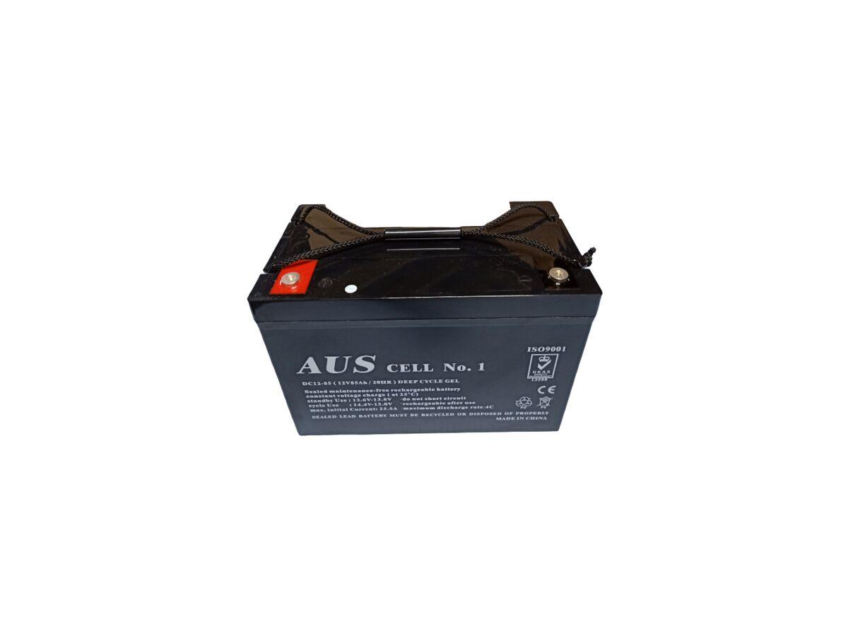 85AH 12VDC DEEP CYCLE Lead Acid Battery