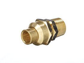 Capillary W69 Connector 15 OD x 15mm Mi