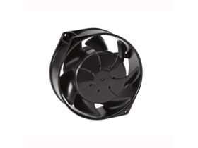 AC Compact Axial Fan with Wall Ring 130mm 230V 2 Pole