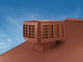 Kaden Evaporative Cooler Classic KC Terracotta Red