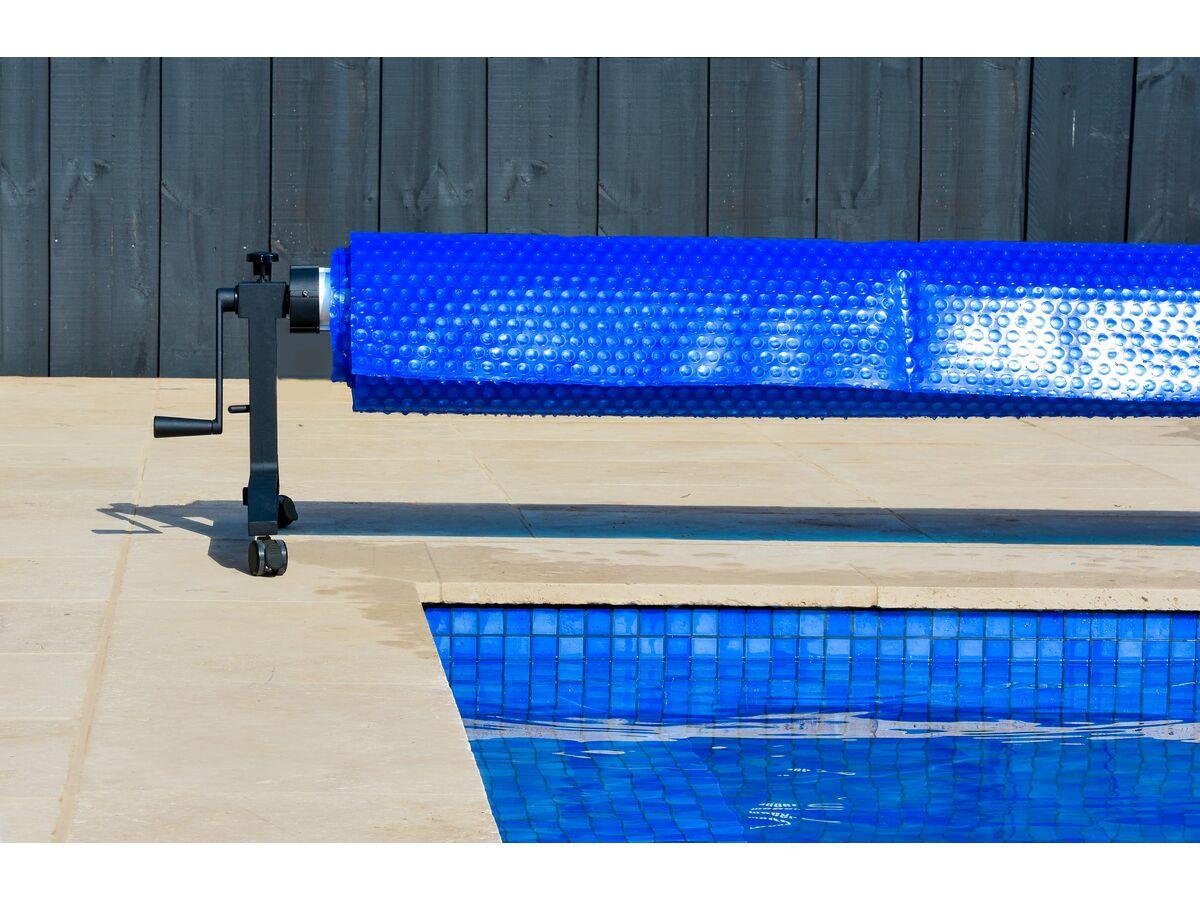 Henden 550 Blue Solar Pool Cover