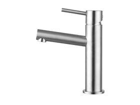 Mizu Drift MK2 Basin Mixer Tap Brushed Nickel (5 Star)