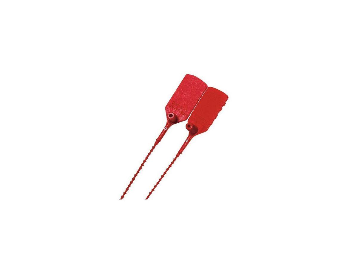 Fire Extinguisher Safety Tie - Red