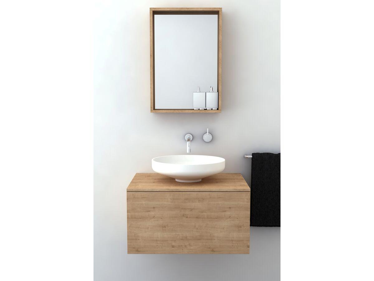 Venice Timber Vanity / Box Frame Mirror