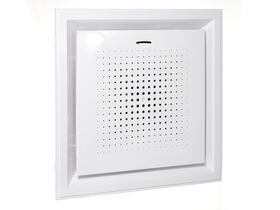 Smart Diffuser Perforated 450mm x 595mm 4 Way