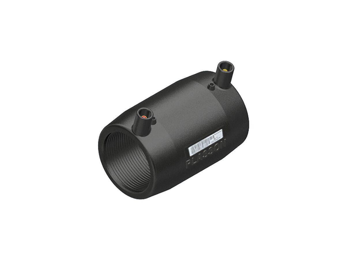 Plasson Electrofusion Coupler 20-75mm