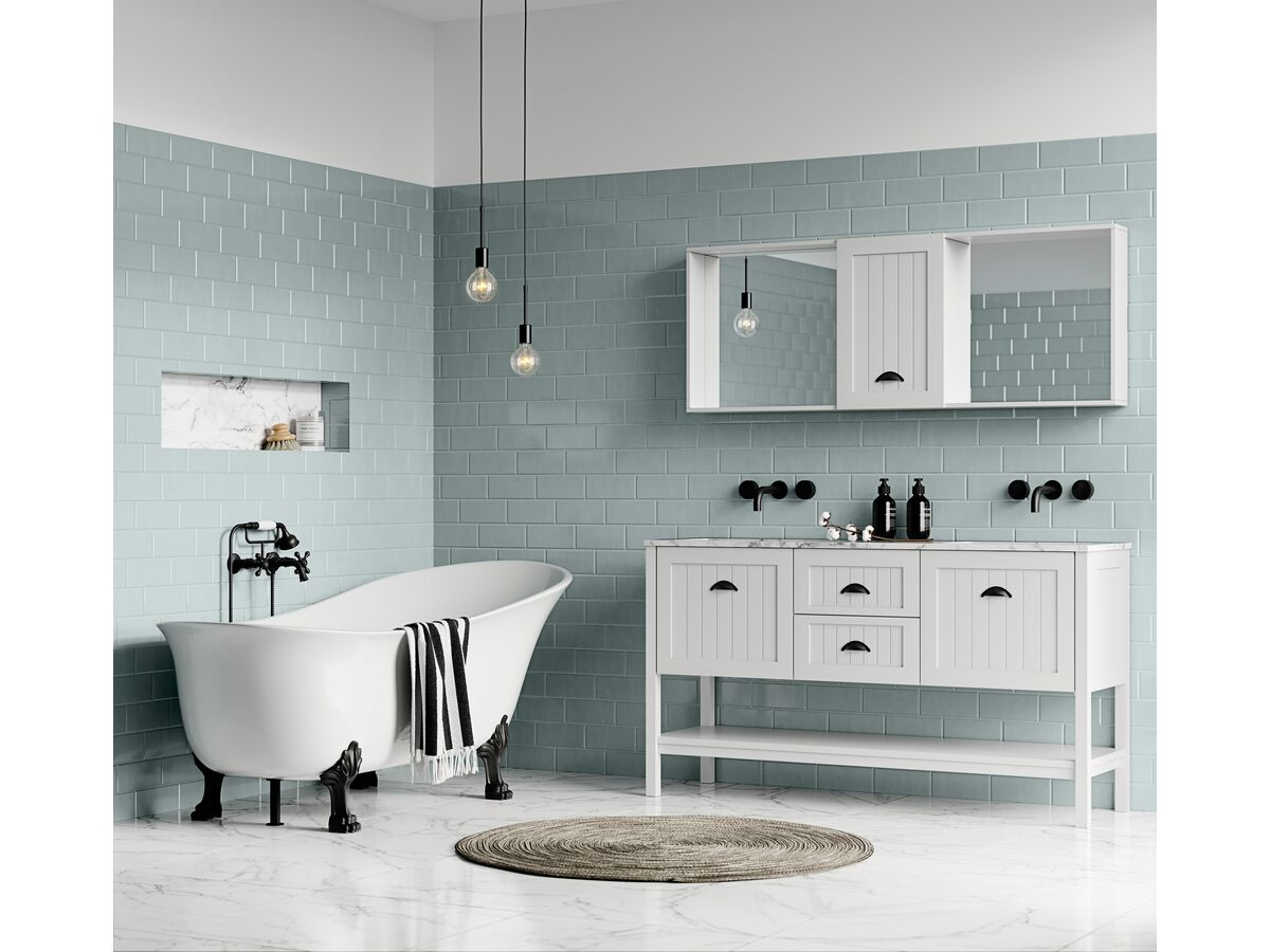 Kado / Milli / Posh Bathroom Setting
