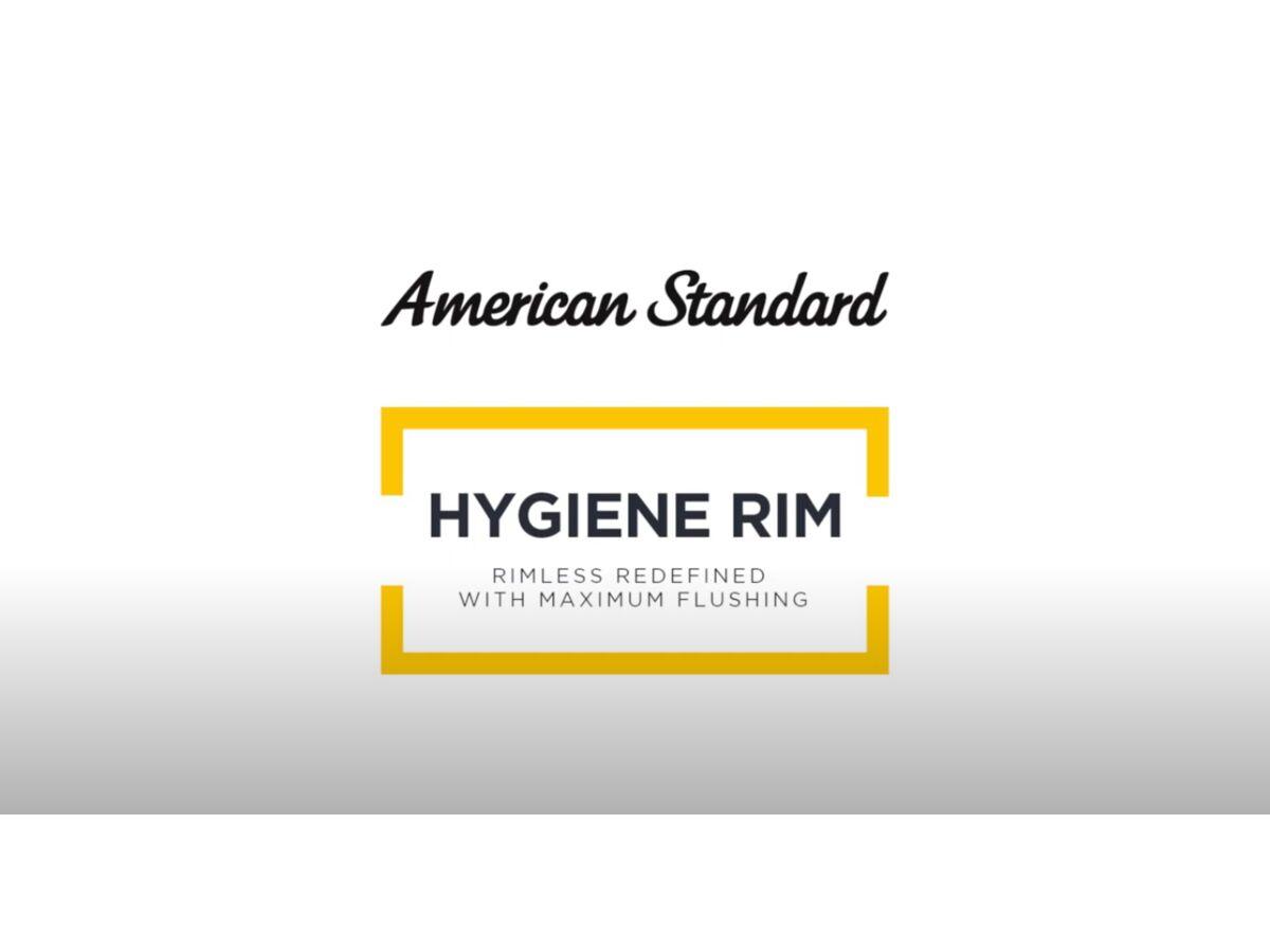 American Standard Hygiene Rim